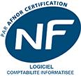 Logiciel certifié NF203 pour la gestion des immobilisations