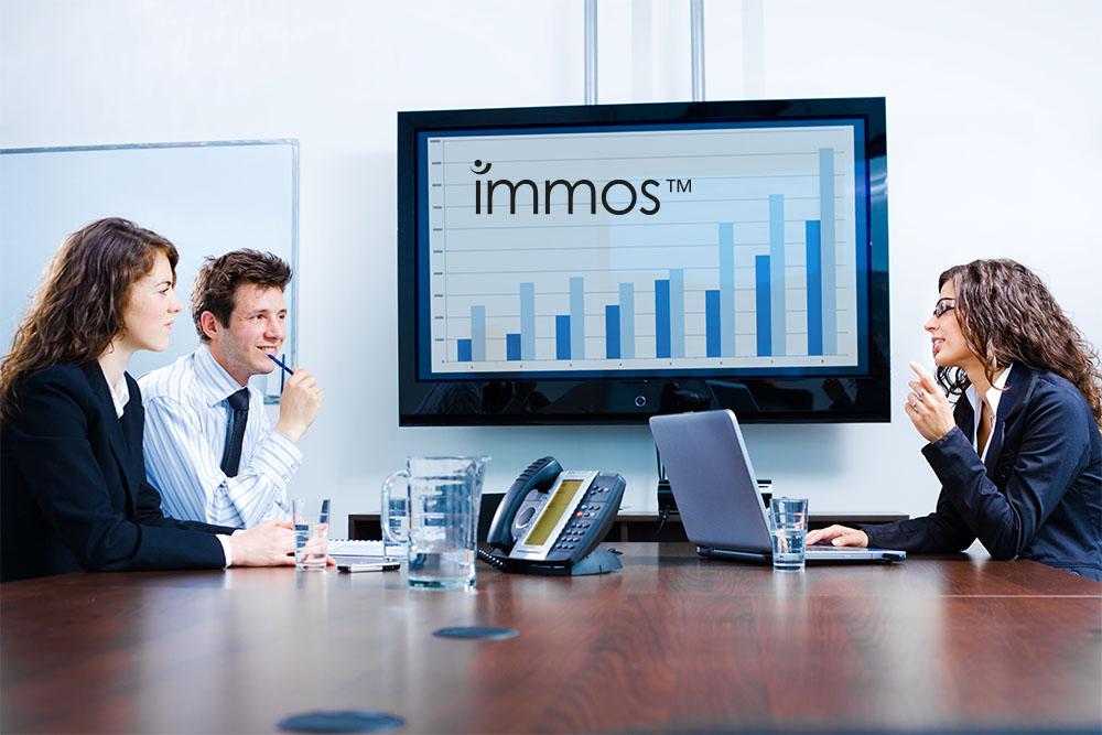Démo gratuite logiciel de gestion des immobilisations Immos™